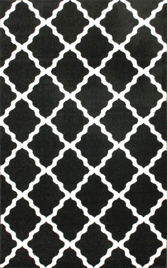 Contemporary 8 10 X 12 Trellis Sg12 Area Rug Carpet Polypropylene Durable