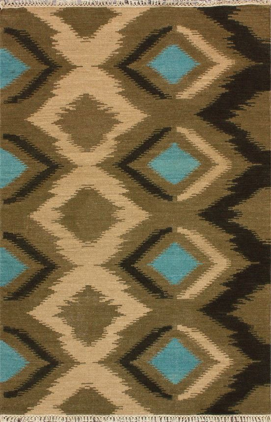 new transitional southwestern turquoise red qiana flatwoven ikat area rug carpet. Black Bedroom Furniture Sets. Home Design Ideas